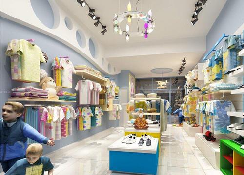 童装店铺选址必须注重的要素,这些要素让店铺客源云集