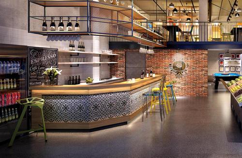 冷饮店铺选址可以选择的区域,这些区域让店铺前景广阔