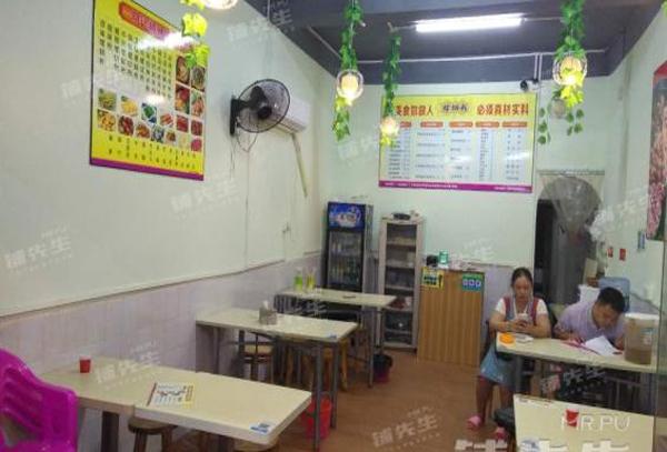 店铺转让分享:惠州市惠阳区45㎡快餐店20天成功转让